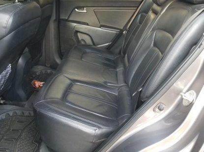Nigeria Used Kia Sportage 2010 Model Gray