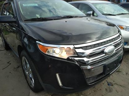 Foreign Used Ford Edge 2013 for sale