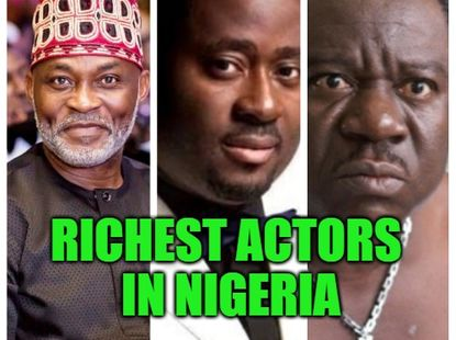 Top 10 richest actors in Nigeria 2020 & their cars