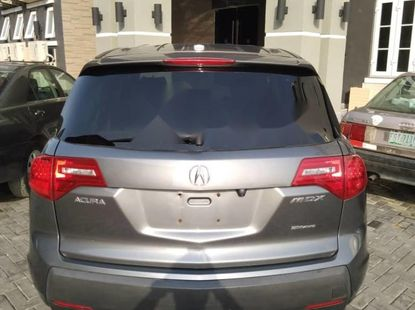Foreign Used Acura MDX 2009 for sale