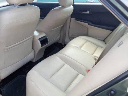 Foreign Used Toyota Camry Gray Sedan 2013 Model