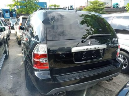 Very Clean Foreign used Acura MDX 2006
