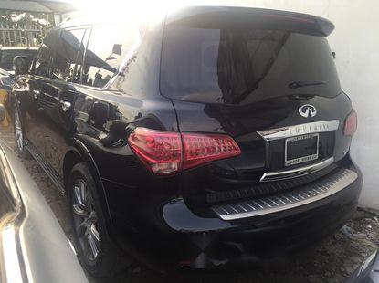 Foreign Used Infiniti QX80 2014 for sale