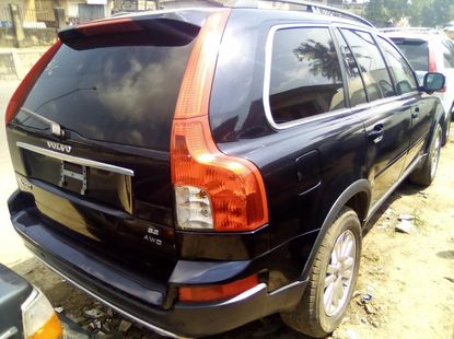 Volvo XC90 2008 Model Foreign Used Blue for Sale