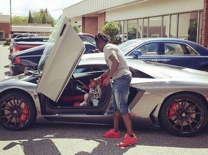 Top 8 Nigerian Lamborghini owners & their car prices