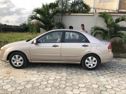 Very Clean Nigerian used Kia Cerato 2008