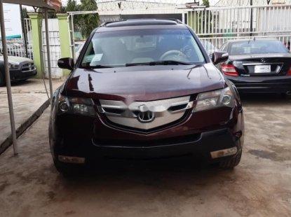 Neat Nigerian used 2007 Acura MDX