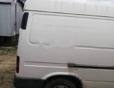 Foreign Used Ford Transit 2000 Model White