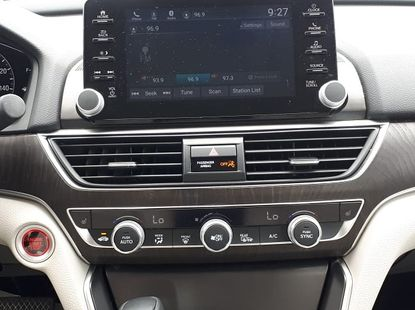 Foreign used 2018 Honda Accord EXL