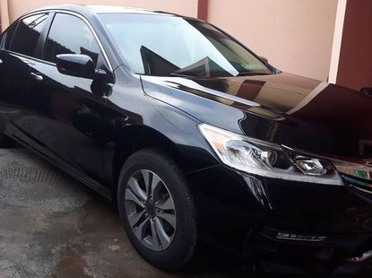 Foreign used Upgraded 2017 Honda Accord EX