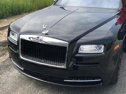 Foreign Used 2015 Rolls-Royce Ghost 5.7
