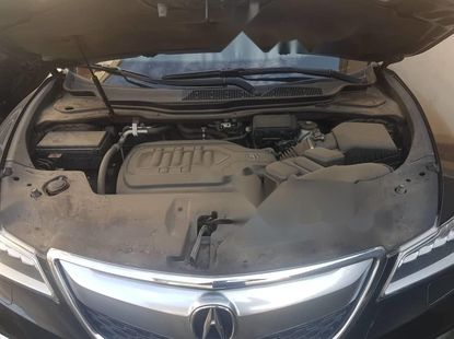 Very Clean Nigerian used 2014 Acura MDX