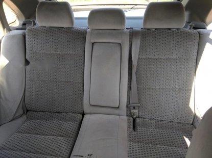 Nigeria Used Mazda 626 2001 Model Silver