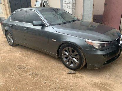 BMW 125i 2004 Model Nigeria Used Gray for Sale