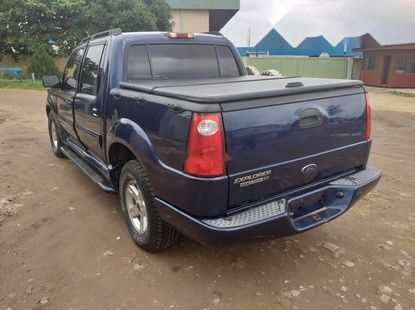 Foreign Used 2005 Ford Explorer for sale