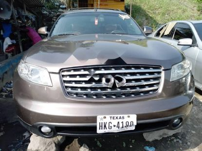 Neat Foreign used 2006 Infinity FX