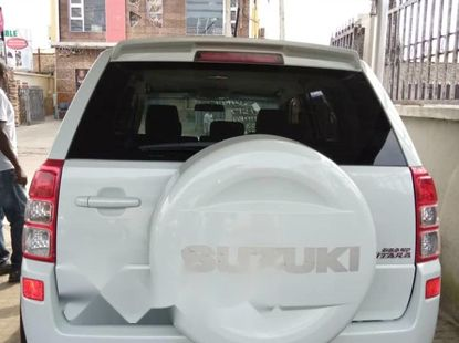 Neat Foreign used Suzuki Vitara 2006