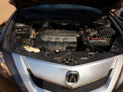 Nigeria Used Acura ZDX 2012 Model Gray