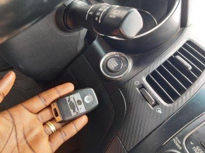 Nigeria Used Kia Cerato 2014 Model Black