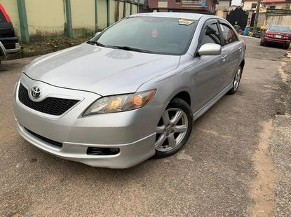 (2020) Latest update on Toyota Camry 2007 price in Nigeria