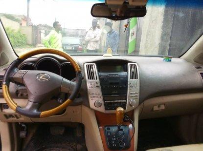 Very Clean Nigerian used Lexus RX330 2005