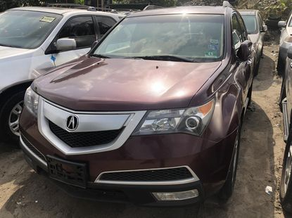 Foreign Acura MDX 2008 Model