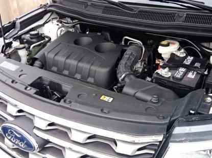 Foreign Used Ford Explorer 2018 Model White