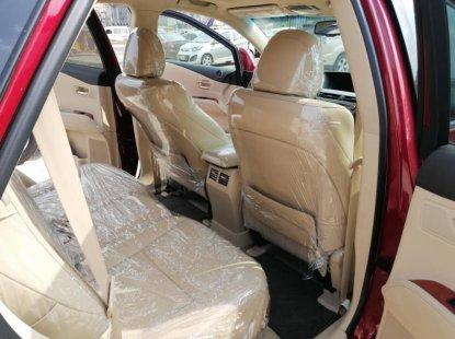 Neat Nigerian used 2010 Model Lexus RX350
