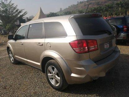 Nigeria Used Dodge STP 2009 Model Gold