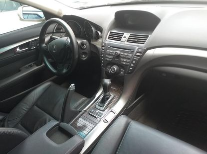 Foreign Used Acura TL 2013 Model White