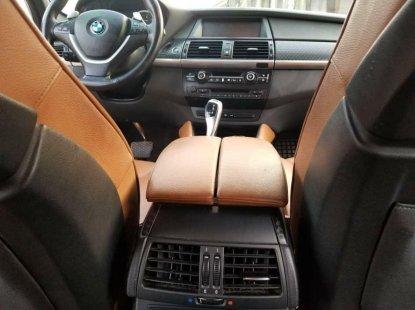 Nigeria Used BMW X6 2011 Model Silver