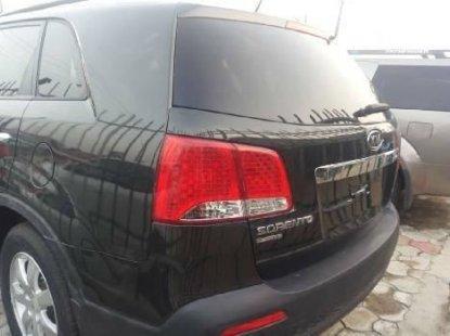 Foreign Used Kia Sorento 2012 Model Black