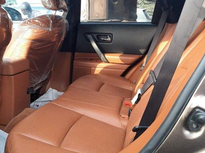 Foreign Used Infiniti FX 2007 Model Brown