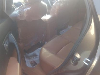 Foreign Used Infiniti FX 2008 Model Gold