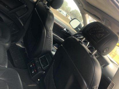 Nigeria Used Audi Q7 2007 Model Black