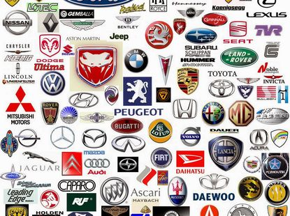 [Quizzes] Car logos with letters, horses & wings and the meanings behind them
