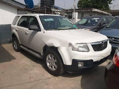 Foreign Used Mazda Tribute 2008 Model White