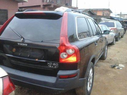 First Body 2004 Model Volvo XC90 Naija Used
