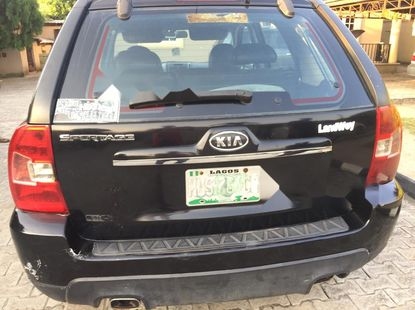 Well maintained 2008 Kia Sportage