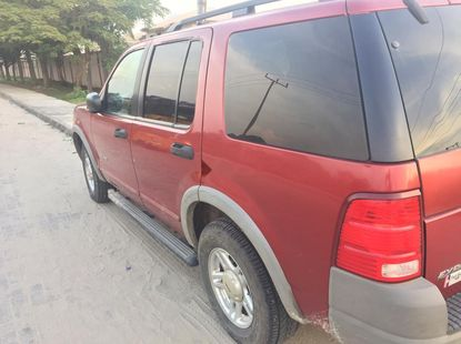 Well Maintained Ford Explorer 2003 Model