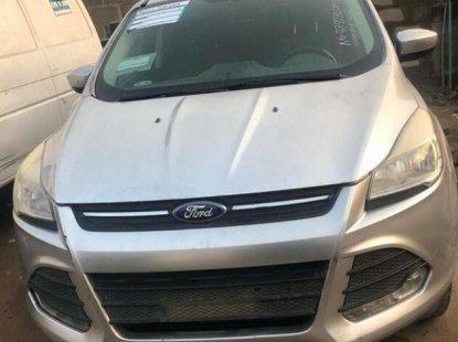 Nigeria Used Ford Escape 2013 Model Silver