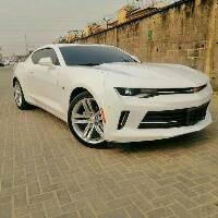 Foreign Used Chevrolet Camaro 2018 Model White