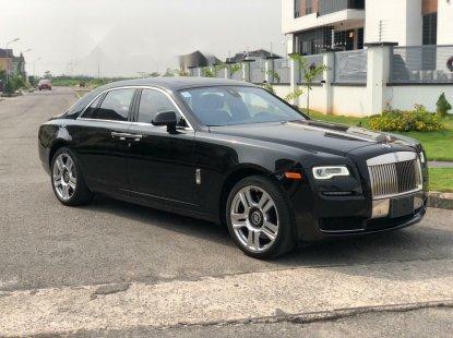 Tokunbo Rolls-Royce Ghost 2014 Model Black