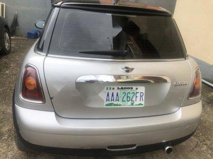 Nigeria Used Mini Mini 2009 Model Silver