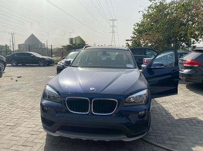 Foreign Used BMW X1 2015 Model for Sale in Lagos