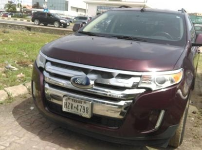 Foreign Used Ford Edge 2011 Model for Sale