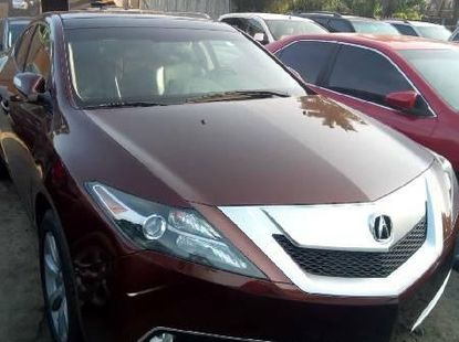 Foreign Used Acura ZDX 2010 Model for Sale