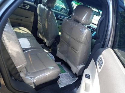 Foreign Used Ford Explorer 2014 Model Gray