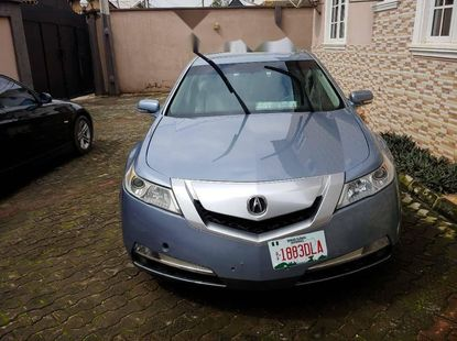 Accident free 2009 Model Acura TL Tokunbo