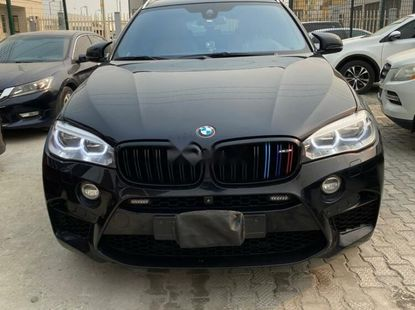 Foreign Used BMW X6 2016 Model Black